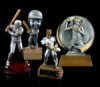 Click this Image to visit the  Baseball and Softball  Resin Trophies  category.