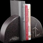 R2701 - Bookends Biocomposit / Mocha Gift Awards