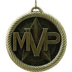 Value Medal Series Awards -Most Valuable Player (MVP) Hockey Trophy Awards