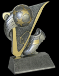 Value Line Soccer Resin Trophies